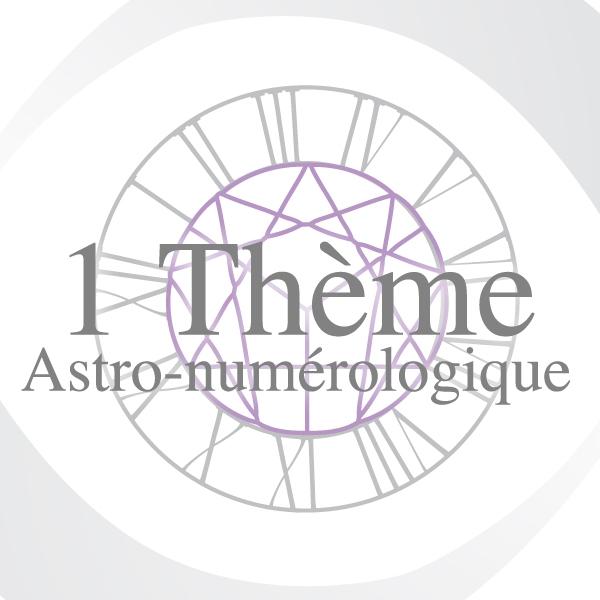 1 Thème <br/>Astro-numérologique