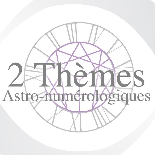 2 Thèmes <br/>Astro-numérologiques